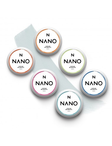 Le pack Caviar on the Rocks Nano
