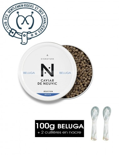 Offre exclusive Beluga 100g - Club GRC de France