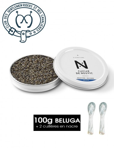 copy of Offre exclusive VeryChic Beluga 100g