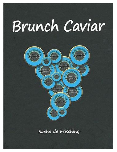 """Livre de recettes """"Brunch Caviar"""""""