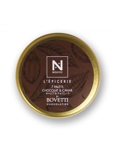 Chocolat & caviar