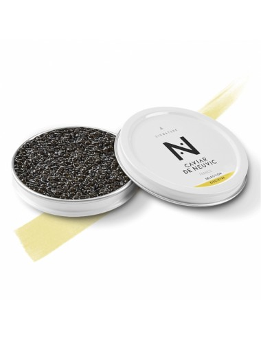 Caviar Selection - Ossetra Signature