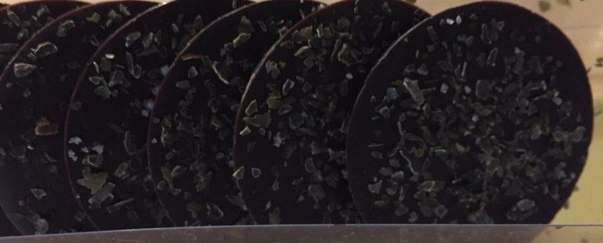 Chocolat au caviar made in Dordogne