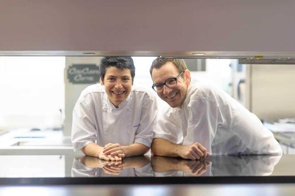 Laetitia et Stéphane Cosnier Coté Cuisine Restaurant à Carnac