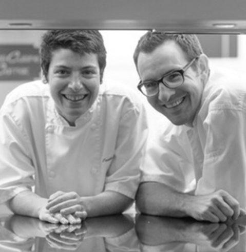 Laetitia et Stéphane Cosnier Coté Cuisine Restaurant à Carnac2