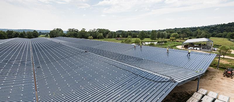 Caviar de Neuvic passe à l'énergie solaire et vous propose d'investir