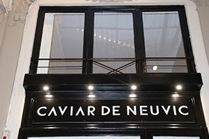 Comptoir Caviar de Neuvic Bordeaux Passage Sarget