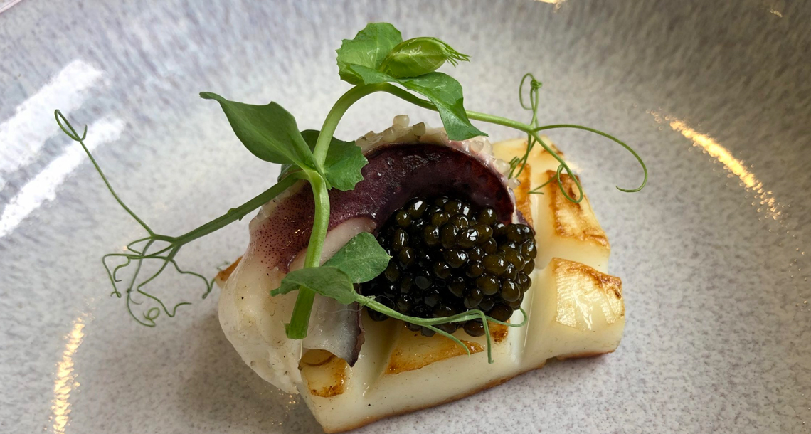 Caviar de Neuvic et son Duo sèche et calamar