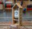 Distributeur de graines à oiseaux